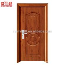 роскошный внутренний Звукоизолированные одного листа дверь комнаты дизайн в вилле