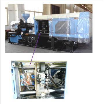 100-тонный бакелитовый инжекционный пресс с сервомотором