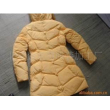 women feather coats