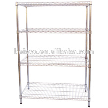 High quality customized stainless steel commercial kitchen corner shelf