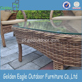 Brown Leisure Patio Wholesal Rattan Furniture