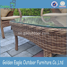 Brown Fritid Patio Gross Rattan Möbler