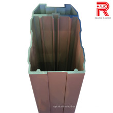 Aluminum/Aluminium Extrusion Profiles for Leroy Merlin Building Materials