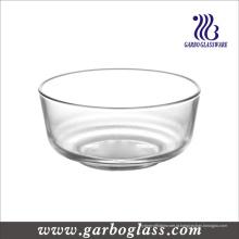 4,5 '' menor bacia de vidro transparente (GB1304114)