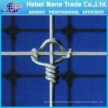 Junta de dobradiça de garantia de comércio fio fixo cerca de arame cerca de 8ft (fabricação)