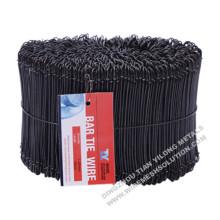 Double Loop Balck Anneal Tie Wire