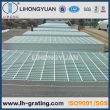 Plancher galvanisé acier caillebotis métalliques pour la Construction