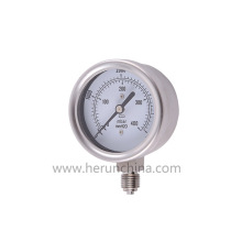 Portable 4-24GPM air gas water liquid control panel type rotameter flowmeter flow meter
