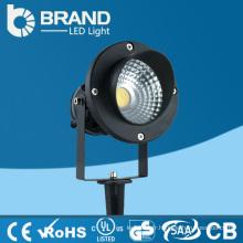 IP65 Aluminium extérieur COB LED Garden Light 7W, 220v éclairage extérieur de jardin led