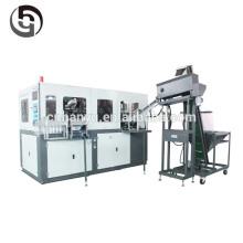 Máquina de moldagem por sopro de injeção de garrafa de plástico 10-100ml