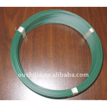 Plastic coated tie wire(factory)