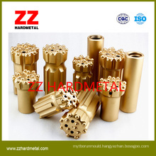 Carbide Drilling Bits with High Quality From Zz Hardmetal