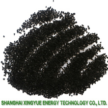low ash 1000 iodine number recovering gold activated carbon per ton price
