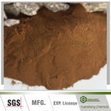 Additifs en céramique Ligno Sulphonate Sodium / Na Lignosulfonate / Sodium Ligno