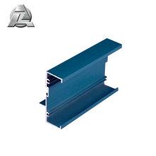 Profilé de montant 6063 en aluminium durable et écoénergétique moderne
