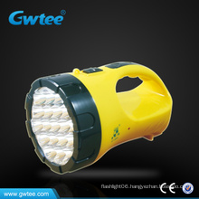 1600MAH led spot lighting searchlights for sale(GT-8504)