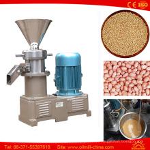 Máquina de procesamiento de mantequilla de maní pequeño almendra sésamo