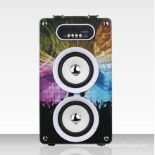 BBQ KBQ-162 20W 2000mAh Audio Amplifier Mobile Speaker/ pillow speaker CE SGS ROHS PATENT
