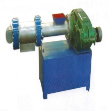 Máquina de poliestireno extrudido e espumado de resíduos