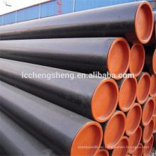 Geschweißte Stahlrohr aus Chengsheng Stahl A53 / A106