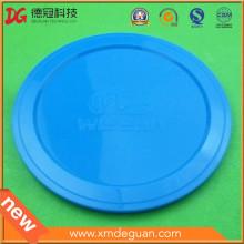 Buena calidad Cubierta personalizada de la tapa de la taza de la taza del silicón