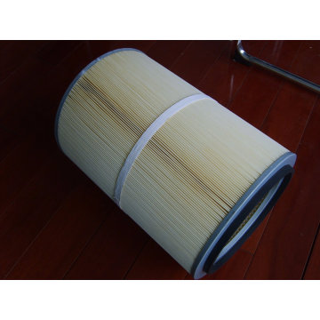 Polyester Waterproof and Anti- Oil Filter Cartridge