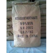 Kscn/ Potassium Thiocyanate Industrial Grade