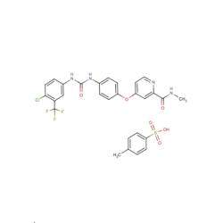 Anti Tumor Drugs Sorafenib Tosylate, CAS 475207-59-1