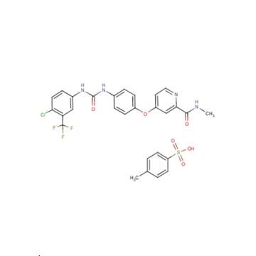 Anti Tumor Drugs Sorafenib Tosylate, CAS 475207-59-1