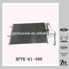 Condensador de radiador automático para Mazda 5 2.0 2007 BPYK-61-480