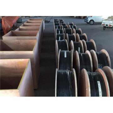 Катушка из нержавеющей стали с ПВХ-покрытием
