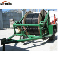 Cable Drum Trailer Vente aux enchères Cable Reel Cart