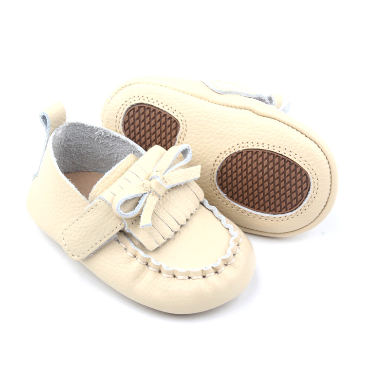 Assorted color baby boat toddler shoes