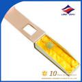 Factory custom design your own metal embossed bookmark