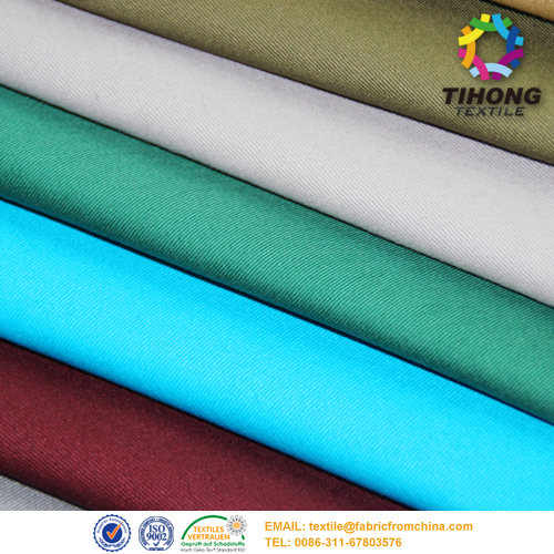 cotton twill uniform fabric