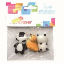 Création animaux Eraser