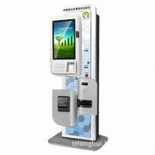 Mobile Phone Charging Station with Wi-Fi, 3G, Camera, Printer, POS, Cash Validator