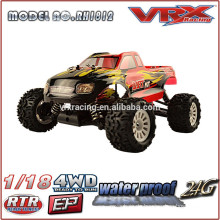 VRX Racing 1/18 scale rc car,electric powered rc car,rtr 4wd brushless mini car