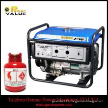 2kw China Gas Series Generator Bio Gas Generator