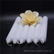 Verschiedene Größen, die Dekoration duftende weiße Kerze Wedding sind