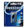 Alcalina 6lr61 bateria seca 9V Mercury-Free
