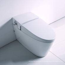 EAGO Bol de toilette en céramique de haute qualité monté au sol TB340