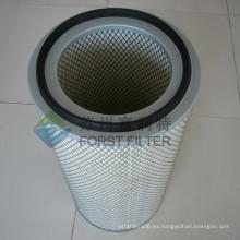 Filtro de aire de entrada de turbina de gas FORST Elemento de filtro cónico