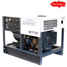 Открытый рамный генератор Дизель 10кВт (BD8E)