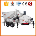 MC1200 portable concrete batching plant for sale in RU