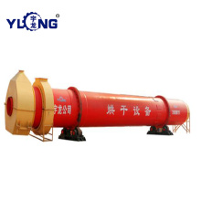Wood Sawdust Dryer Machine