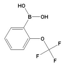 2- (trifluorométhoxy) acide phénylboronique N ° CAS 175676-65-0