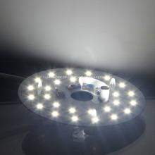 módulos lineares ac do diodo emissor de luz da luz branca de 9W da CA