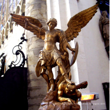 New Design St Michael the Archangel Statue with 15 Years Foundry