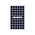 Bluesun hign Effizienz 200w 250W Dünnschicht-Solarglas mit transparentem Glas